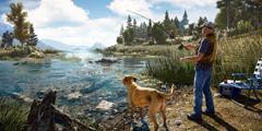 《孤岛惊魂5》Steam特别好评 画面一如既往高水平!