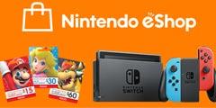 任天堂Switch港服eShop下周开启! 价格比实体版略高