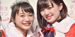 """""""日本最可爱女高中生""""冠军出炉:梦想成为一名女优"""