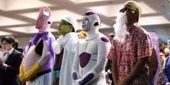 参与条件最严苛的cosplay盛典 京都大学变装毕业典礼