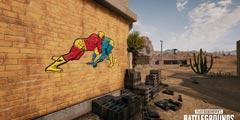 《绝地求生》涂鸦大赛开启 让全球玩家欣赏你的作品