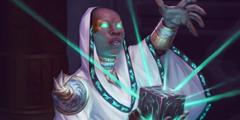 V社卡牌游戏《Artifact》概念图 白衣光头是新英雄?