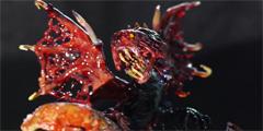 大神玻璃打造《怪物猎人世界》尸套龙 成品令人惊叹!