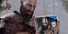 《战神4》震撼新演示!奎爷父子大战北欧神话巨人!