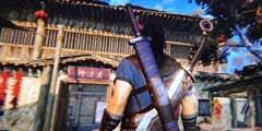 《紫塞秋风》微博曝新游戏截图 主角戴面具为哪般