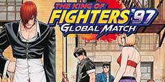 经典格斗游戏《拳皇97:全球对决》上架Steam发售