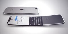 未来款iPhone革新概念图:内弯曲面屏+悬浮触控操作