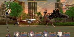 RPG新作《黑玫瑰的瓦尔基里》PC正式版下载发布