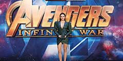 《复仇者联盟3》伦敦首映众星亮相