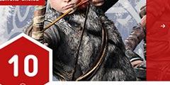 神作诞生!PS4《战神4》IGN10分 完美的冒险之旅!