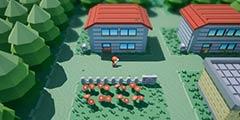 虚幻引擎重制《口袋妖怪》3D的小镇显得栩栩如生!
