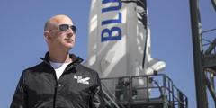亚马逊CEO私人公司或开太空旅行 每人每次20万美元