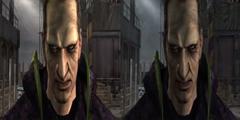 《生化4》民间HD与原版对比 艾达王人脸差别明显!