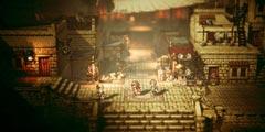 《八方旅人》demo下载超130万 SquareEnix:表现不错