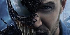 蜘蛛侠衍生片《毒液》新预告海报 獠牙长舌十分吓人
