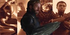 《复仇者3》首批观众反应好评如潮 看到双腿颤抖