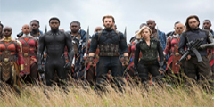 《复联3》媒体评分解禁 IGN9分 首周票房预测2.45亿