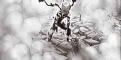 """《一拳超人》132话图透 饿狼迎战""""养太大的斑点狗"""""""