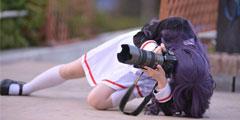 做个女装摄影师辛苦吗?囧图调低画质就能跑的更快