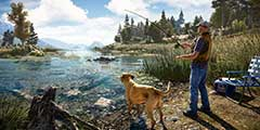 动物保护组织谴责《孤岛惊魂5》钓鱼太残忍没人性!