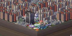 大神玩《模拟城市3000》 600万人口都市:犯罪率为0