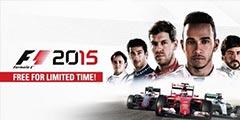 领就完事了!竞速游戏《F1 2015》steam免费喜加一