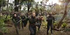《复联3》首周票房轻松破2.4亿 成美国影史第二高!
