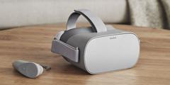 千元级新品!Facebook发布新款VR头盔Oculus Go