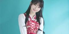 韩国第一美少女Yurisa新美照 汉服元素lo裙可爱优雅