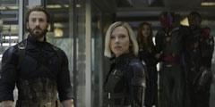 漫威官方公布《复仇者联盟3》高清剧照 众多角色亮相