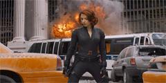 漫威8位超火的超级女英雄 黑寡妇毫无悬念排第一!