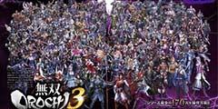 《无双大蛇3》PC版确认 新增宙斯雅典娜等新角色!