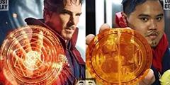 泰国廉价小哥cos《复联3》灭霸 成本低到令人发指!