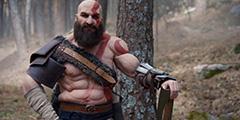 索尼公布搞笑《战神》短片 奎爷斧子真身竟是小姐姐