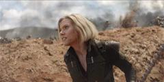 漫威电影最美风景12大人气女演员 强起来自己都怕