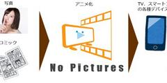 日本成立另类动画公司:只用已有素材进行动画制作!