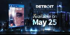 PS4《底特律:变人》创作幕后中文介绍 底特律城复兴