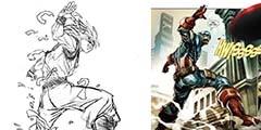 有人指责《龙珠超》线稿描图 还引来了原作者的围观
