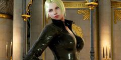 《铁拳7》一周年免费DLC内容 妮娜性感紧身皮衣吸睛