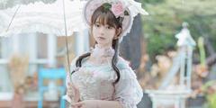 """""""韩国第一美少女""""Yurisa晒新照 可爱洋装仙气十足"""