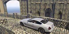 有人提取出《黑魂》中的《血源》地图并塞进了GTA5