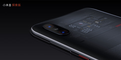 小米8探索版发布:透明后盖+首款压感屏幕指纹识别!