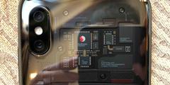 小米8探索版真机图赏 背部透明机身可窥视内部构造!