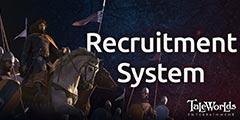《骑马与砍杀2》士兵招募系统公布 玩法发生显著变化