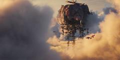 《魔戒》导演科幻新片曝中文预告 移动城市横行地球