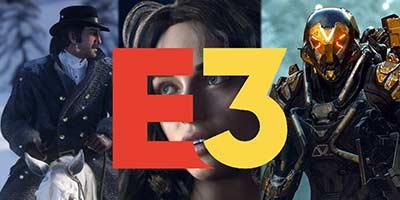 小编游话说:E3就要来了 今年你最期待的游戏是什么?