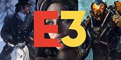 E3展游戏前瞻混剪 三分钟短片呈现精彩游戏盛宴!