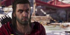 E3:《AC:奥德赛》实机截图泄露 加入航海舰队元素