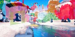 指挥家VR发布全国首部VR交互动画短片《冰雪仙境》