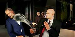E3:《杀手2》超长演示公布 咸鱼也能做暗杀武器!